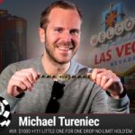 Michael Tureniec vince il 2016 WSOP $1.000 + $111 Little One for ONE DROP