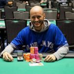 Mike Leah vince il 2016/17 WSOP Circuit $365 Pot-Limit Omaha (1 Re-Entry)
