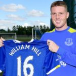 William Hill diventa ufficiale partner di scommesse europeo dell'Everton F.C.