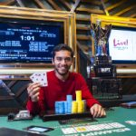 Zachary Smiley vince il 2016 WPT Maryland Live! $3.500 Main Event