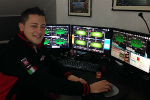 'SpeedOne1' vince il €250 Night on Stars Super KO Edition di PokerStars