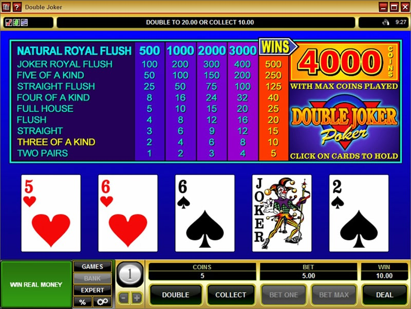 Spiele Joker Wild Poker - Video Slots Online