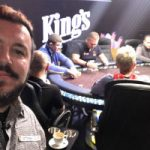 Max Pescatori avanza al Day 2 dell'Evento #5: THE COLOSSUS – €550 No-Limit Hold'em delle WSOPE