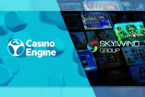 CasinoEngine di EveryMatrix Accoglie i Contenuti di Skywind