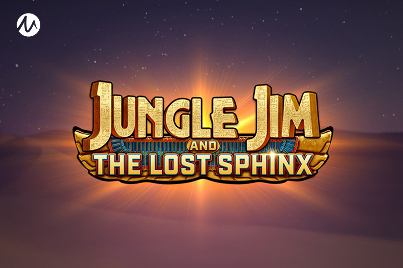 Un Personaggio Molto Amato Ritorna nella Nuova Slot di Microgaming Jungle Jim and the Lost Sphinx