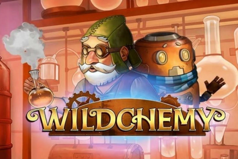 Relax Gaming Inventa e Propone la Slot Wildchemy