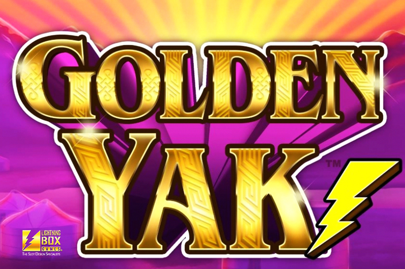 Lightning Box Lancia la Slot Golden Yak con bet365
