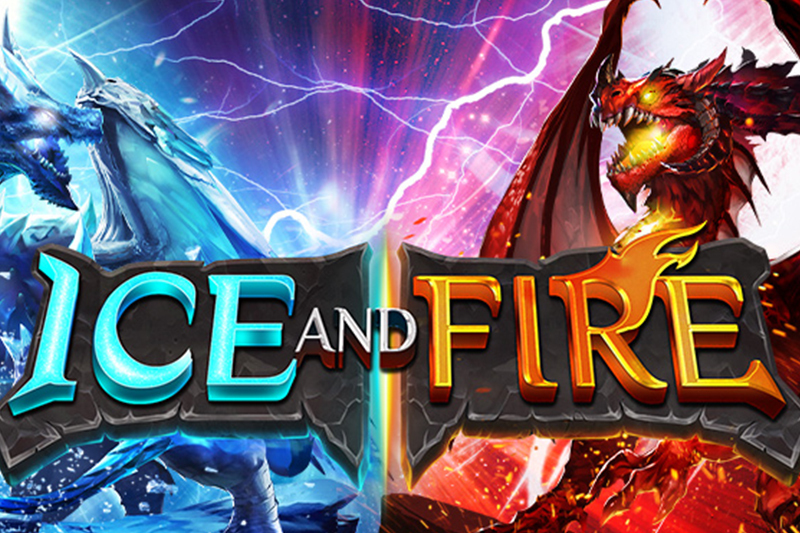 DreamTech Gaming Lancia la Slot Ice and Fire con YG Masters di Yggdrasil
