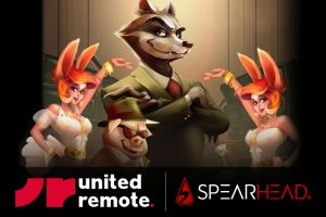 United Remote annuncia la partnership con Spearhead Studios