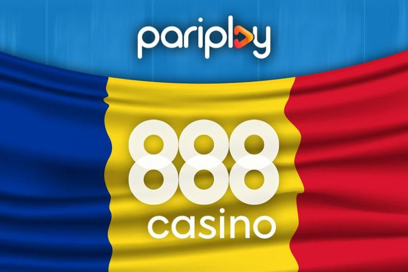 Pariplay Accresce Presenza Rumena con Accordo con 888casino