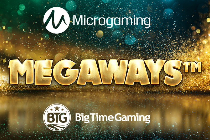 Accordo Di Microgaming Per La Meccanica Megaways Di Big Time Gaming