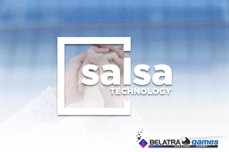 Salsa Technology presenta la partnership con Belatra Games