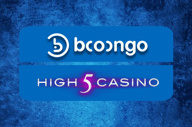 Booongo annuncia la partnership con High 5 Casino