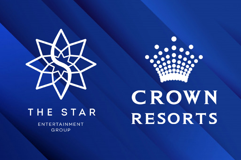 The Star sfida Blackstone presentando un'offerta per Crown Resorts